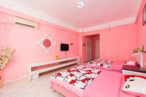 Yue Tian Apartment, Apartmanok  Szanja - big - 41