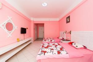 Yue Tian Apartment, Apartmanok  Szanja - big - 37