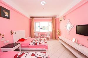 Yue Tian Apartment, Apartmanok  Szanja - big - 35