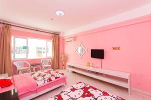 Yue Tian Apartment, Apartmanok  Szanja - big - 36