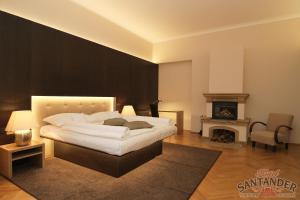 Hotel Santander - Ostopovice