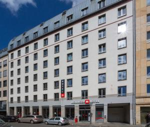 MEININGER Hotel Leipzig Hauptbahnhof, Hotels  Leipzig - big - 33