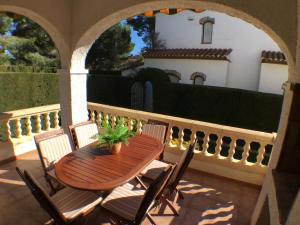 Pino Alto Holiday Homes Rioja, Ferienhäuser  Miami Platja - big - 21
