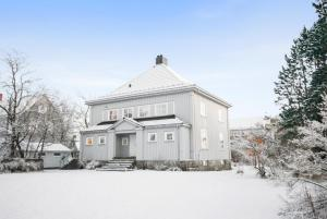 Villa Storgata 13, Виллы  Свольвер - big - 22
