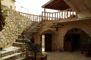 Гостевой дом Uchisar Cave Pansion, Учхисар