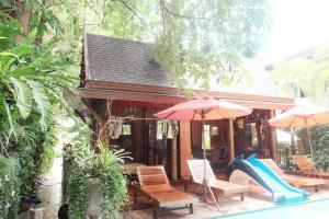 Orchid Resort, Hotel  Lat Krabang - big - 9