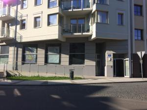 Apartament Telesfor, Апартаменты  Свиноуйсьце - big - 21