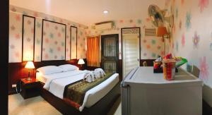 Orchid Resort, Hotel  Lat Krabang - big - 4