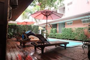 Orchid Resort, Hotel  Lat Krabang - big - 26