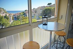 Le Bosquet Vue Mer, Apartments  Cassis - big - 1