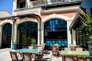 Hôtel Villa-Lamartine