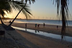 Nordestina Casa de Mar, Дома для отпуска  Икараи - big - 20