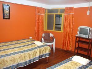 Casa Hospedaje Leyva, Privatzimmer  Cusco - big - 14