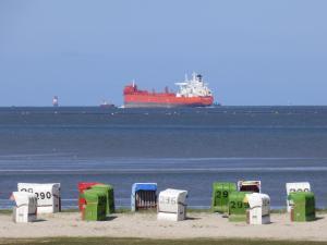 obrázek - Ferienwohnung Goldblume Hooksiel Nordsee