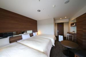 The Hedistar Hotel Narita, Отели эконом-класса  Нарита - big - 38