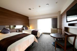 The Hedistar Hotel Narita, Отели эконом-класса  Нарита - big - 42