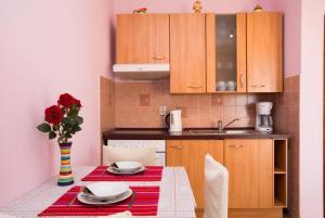 Apartments Silence, Apartmány  Mlini - big - 2