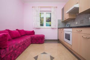 Apartments Silence, Apartmány  Mlini - big - 103