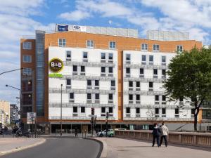 B&B Hôtel Paris Italie Porte de Choisy - Le Kremlin-Bicêtre