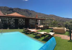 Studio Rural La Montaña, San Bartolomé de Tirajana  - Gran Canaria