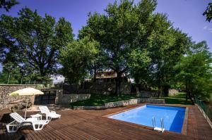 Borgo Santa Cristina, Vidiecke domy  Castel Giorgio - big - 14
