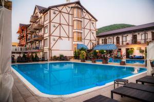 Hotel Bonjour - Bolshoy Utrish