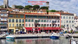 Résidence La Loggia, Apartmanok  Cannes - big - 1