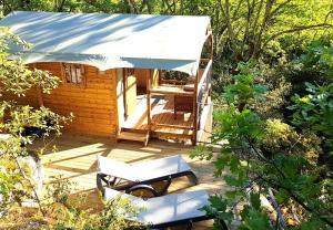 Accommodation in Balazuc
