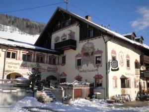 Accommodation in Ellbögen