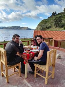 Tacana Lodge & Restaurant, Лоджи  Комунидад-Юмани - big - 18