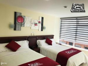 Hotel Cosmopolita Ambato, Отели  Амбато - big - 20
