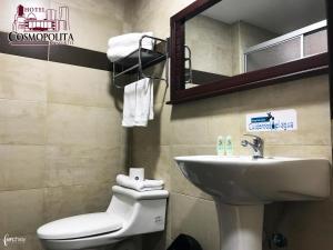 Hotel Cosmopolita Ambato, Отели  Амбато - big - 4