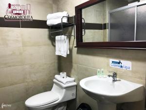 Hotel Cosmopolita Ambato, Отели  Амбато - big - 10