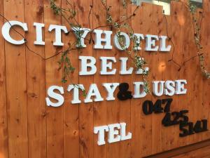 Auberges de jeunesse - City Hotel Bell