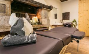 Family Hotel and Spa Desiree, Hotels  Grächen - big - 67