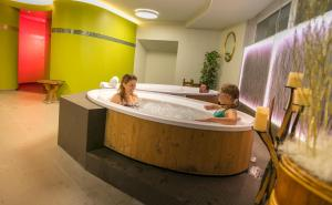Family Hotel and Spa Desiree, Hotels  Grächen - big - 60