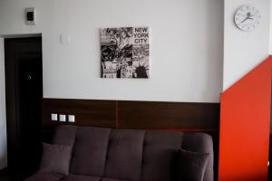Aparthotel Metropol, Residence  Iaşi - big - 34