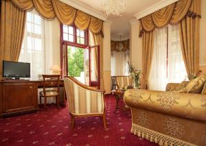 Deluxe Double or Twin Room Villa Ritter