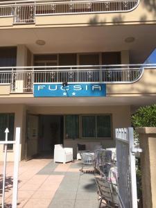 Hotel Fucsia, Отели  Риччоне - big - 118