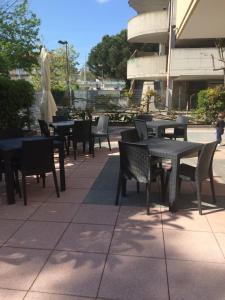 Hotel Fucsia, Отели  Риччоне - big - 121