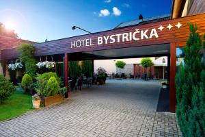 Hotel Bystricka s.r.o. - Vrícko