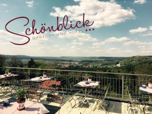 Hotel Gasthof Schönblick - Bischberg