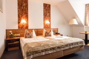 Hotel & Restaurant Zum Hirsch - Bad Königshofen im Grabfeld