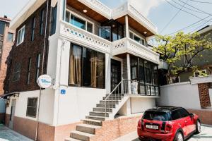 Hostels und Jugendherbergen - Chingu Guesthouse Hongdae - Mr. Kim\'s Branch