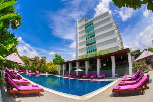 Amaranth Suvarnabhumi Airport, BW Premier Collection by Best Western, Hotely  Lat Krabang - big - 61