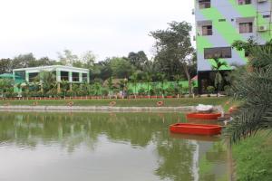 Green View Resort & Convention Center, Курортные отели  Дакка - big - 109