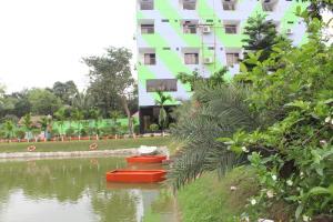 Green View Resort & Convention Center, Resort  Dhaka - big - 219