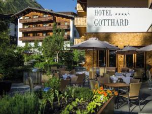 Hotel Gotthard - Lech