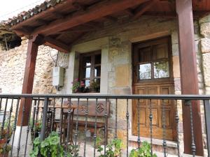 Ablanera 2, Vidiecke domy  Cangas de Onís - big - 8