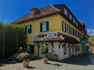Hotel Apfelwirt Stubenberg Rakousko